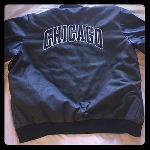 Chicago Bulls Varsity Coat